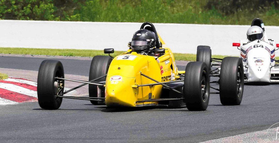 David Taylor, F1600 Competitor