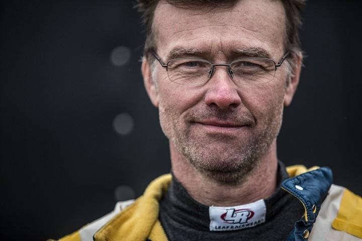 2017 Formula 1600 B Class Champion, Graham Lobban