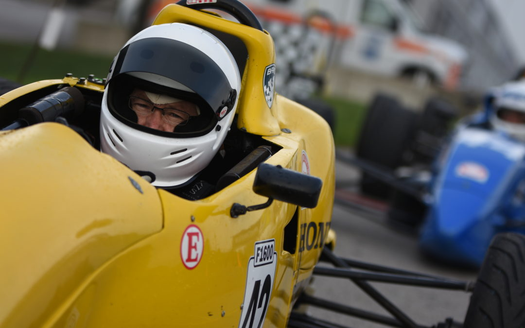Keith Lobban, Formula 1600 Competitor