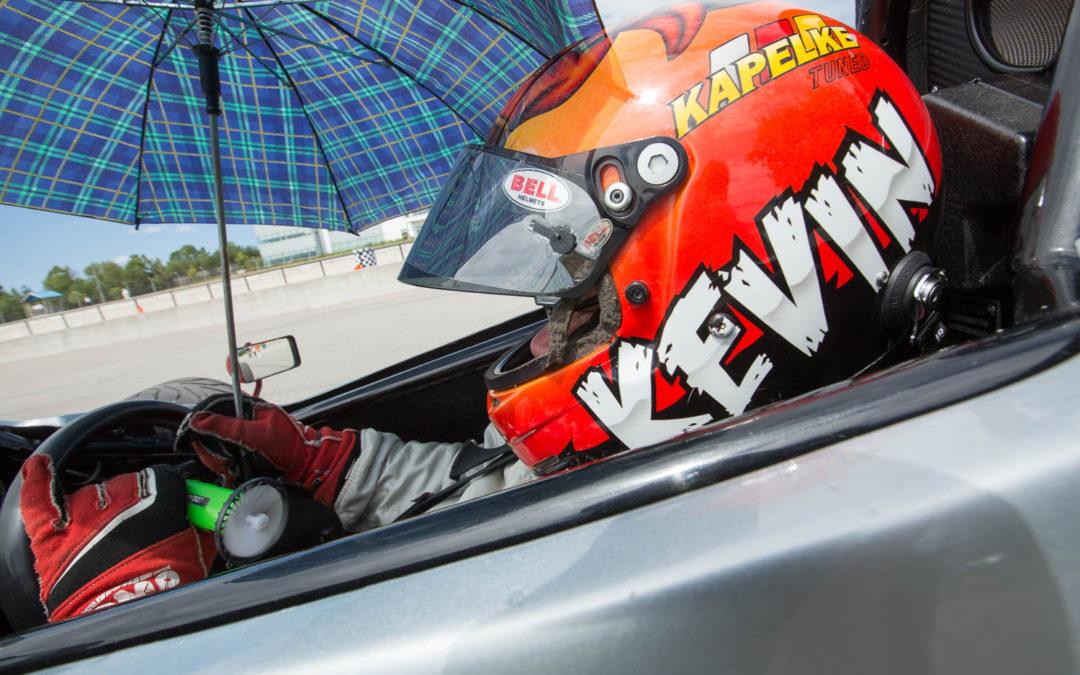 Kevin Kapelke, Formula 1600 Competitor