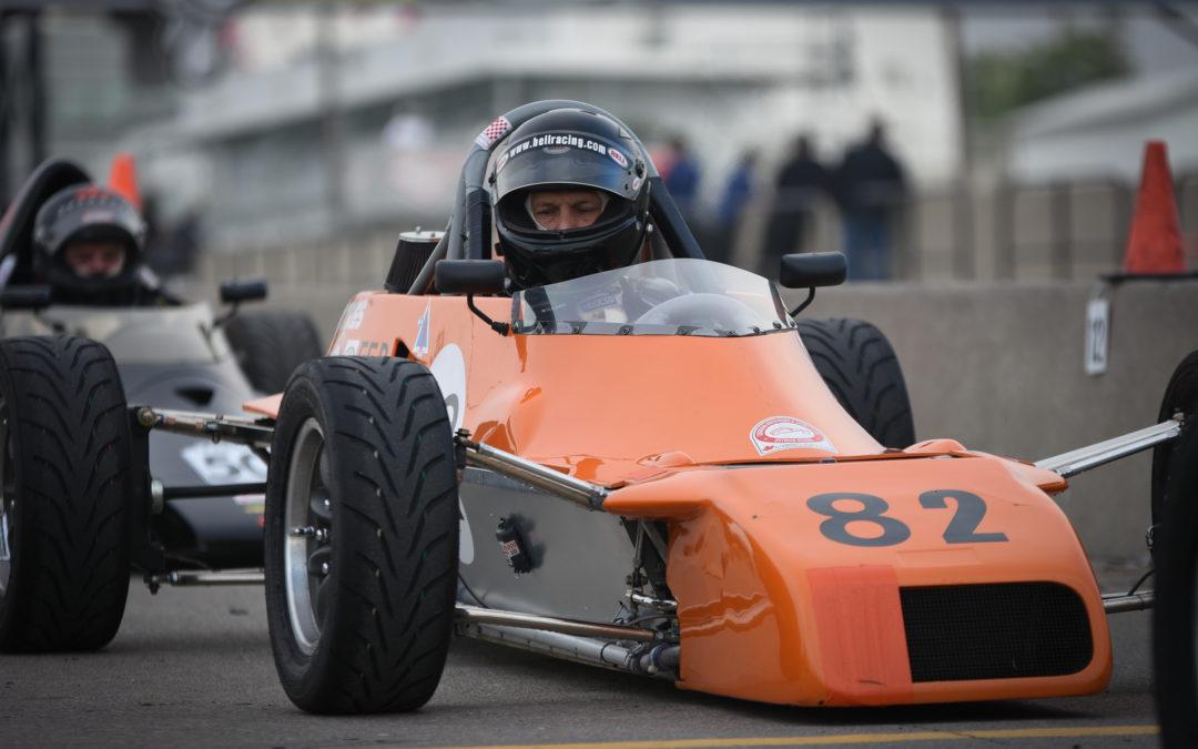 Bill Tebbutt, Formula 1600 Competitor
