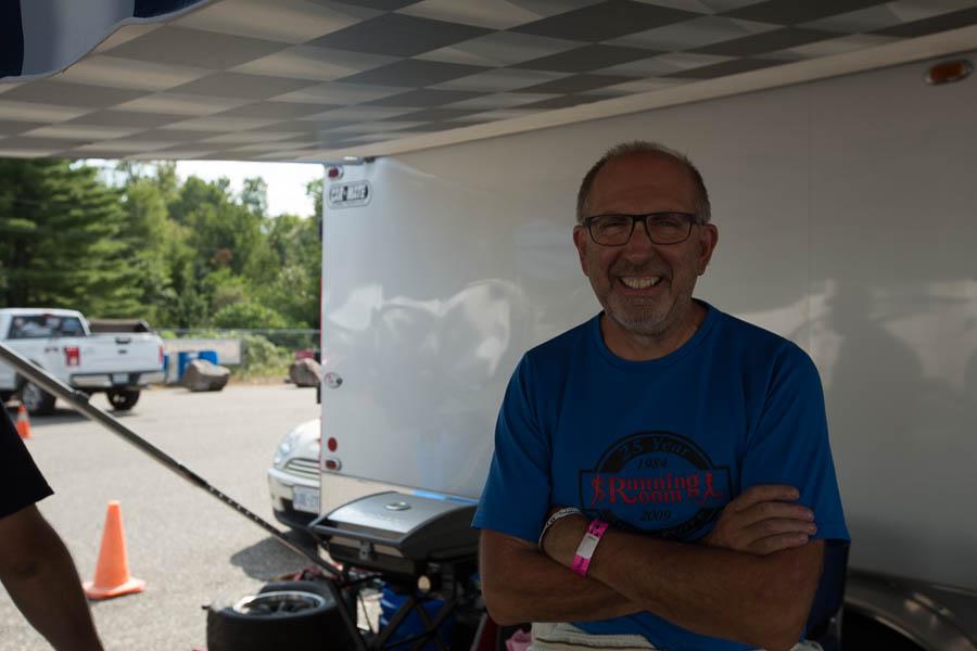 Stephen Adams, Formula 1600 Competitor