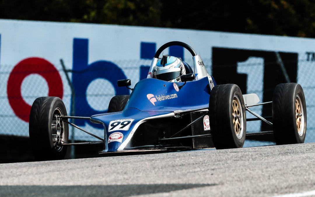Craig Willis, Formula 1600 Competitor