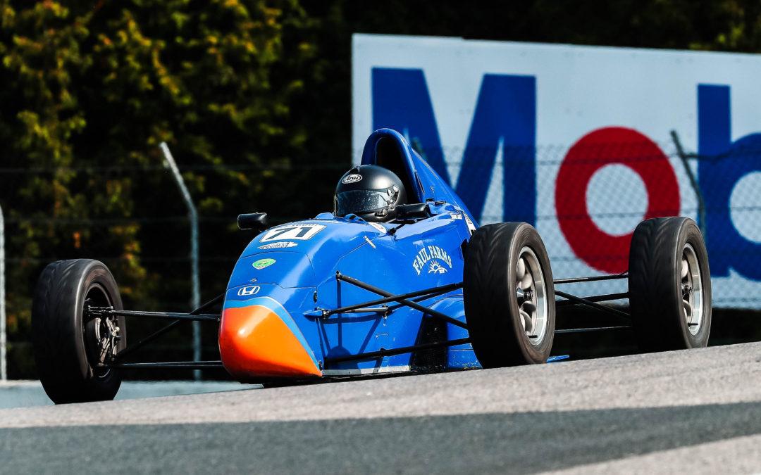 Shane Jantzi, Formula 1600 Competitor