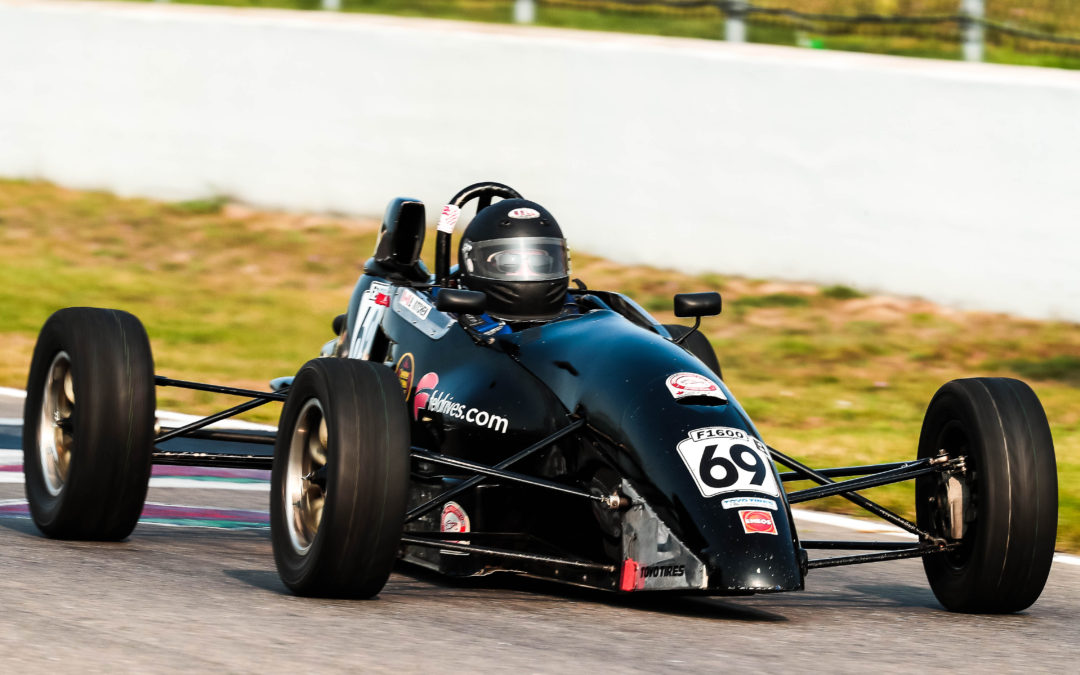 Bruce Kitchen, Formula 1600 Competitor
