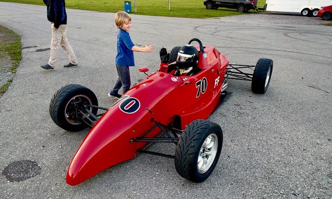 Calvin Coey, Formula 1600 Competitor