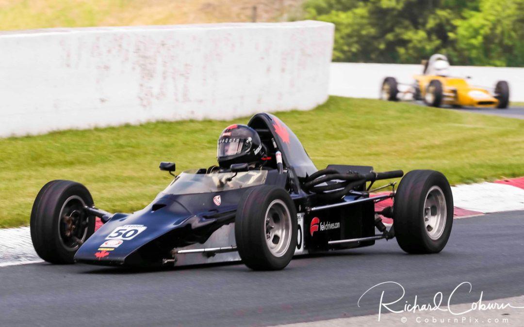 Michael McGregor, Formula 1600 Competitor