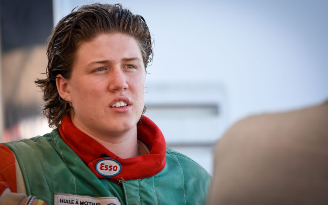 Rookie – Sam Baker, F1600 Competitor