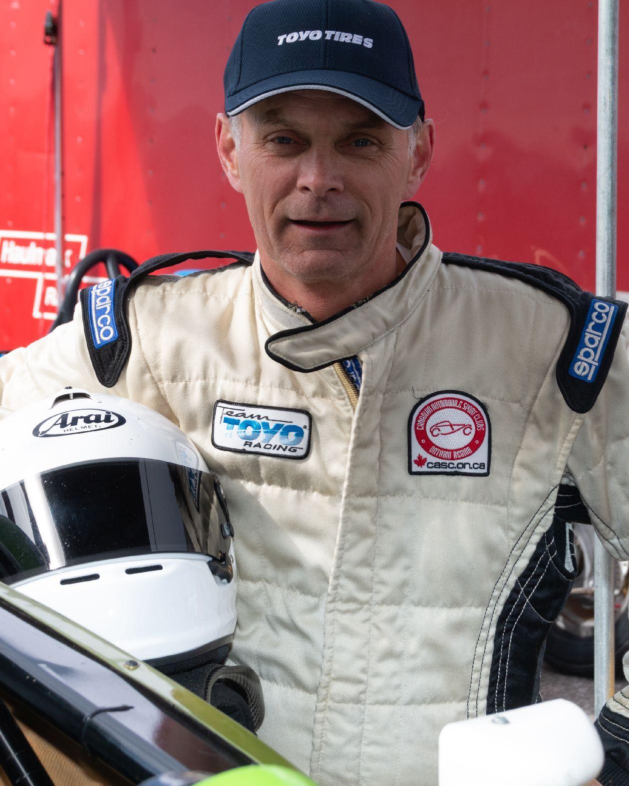 Steve Bodrug
