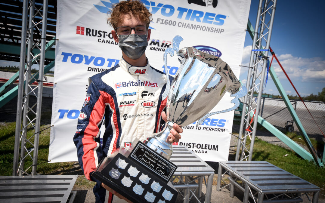 Round 3 – Shannonville Motorsport Park, August 15/16