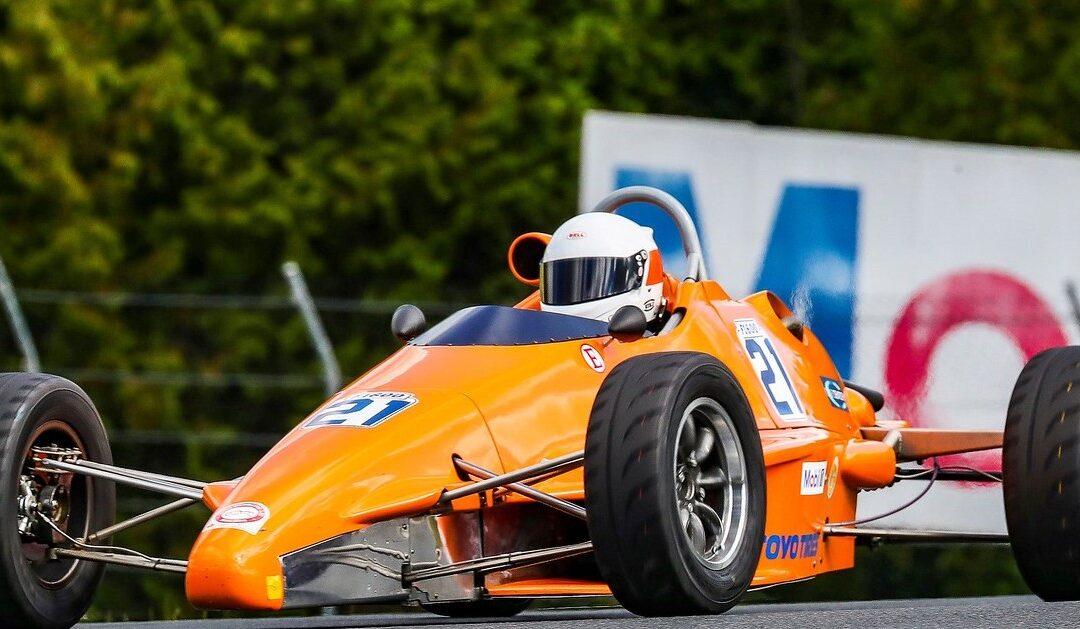 Bateman Returns to F1600 after 30 Year Hiatus