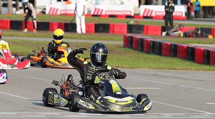 KartStars Champion, Jake Cowden, Joins Series for 2021
