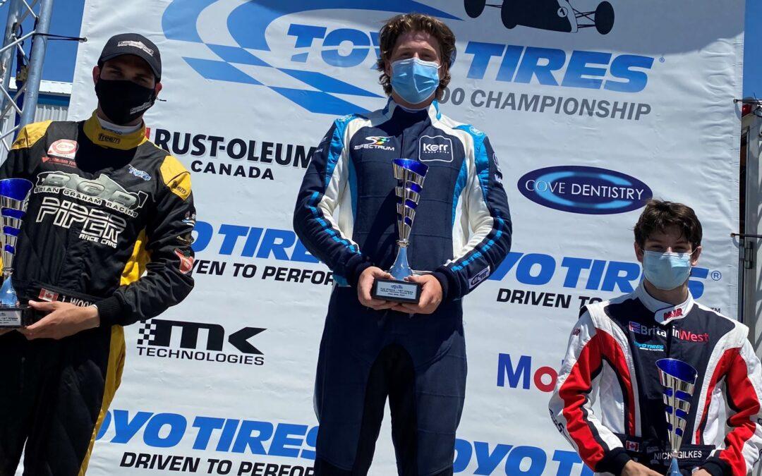 Round 1 – Canadian Tire Motorsport Park, June 19/20