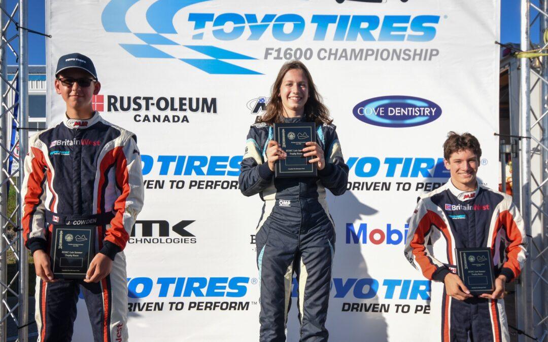 Round 5 – Canadian Tire Motorsport Park, September 18/19